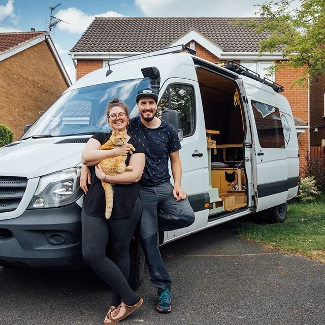 What mistakes did you make with your van build? For us, we built our van with Ginjey Bear in mind, but we still made a critical error in regards to the methods we used with the van build, namely using carpet! We've been using this lockdown time to work on renovations with our van after living in it since 2018, and it's been pretty therapeutic to get to work on tasks that you can clearly see a difference in. If you'd like to see more than a picture and spend a day with us through video then click the link in our bio - we've just dropped a new video!