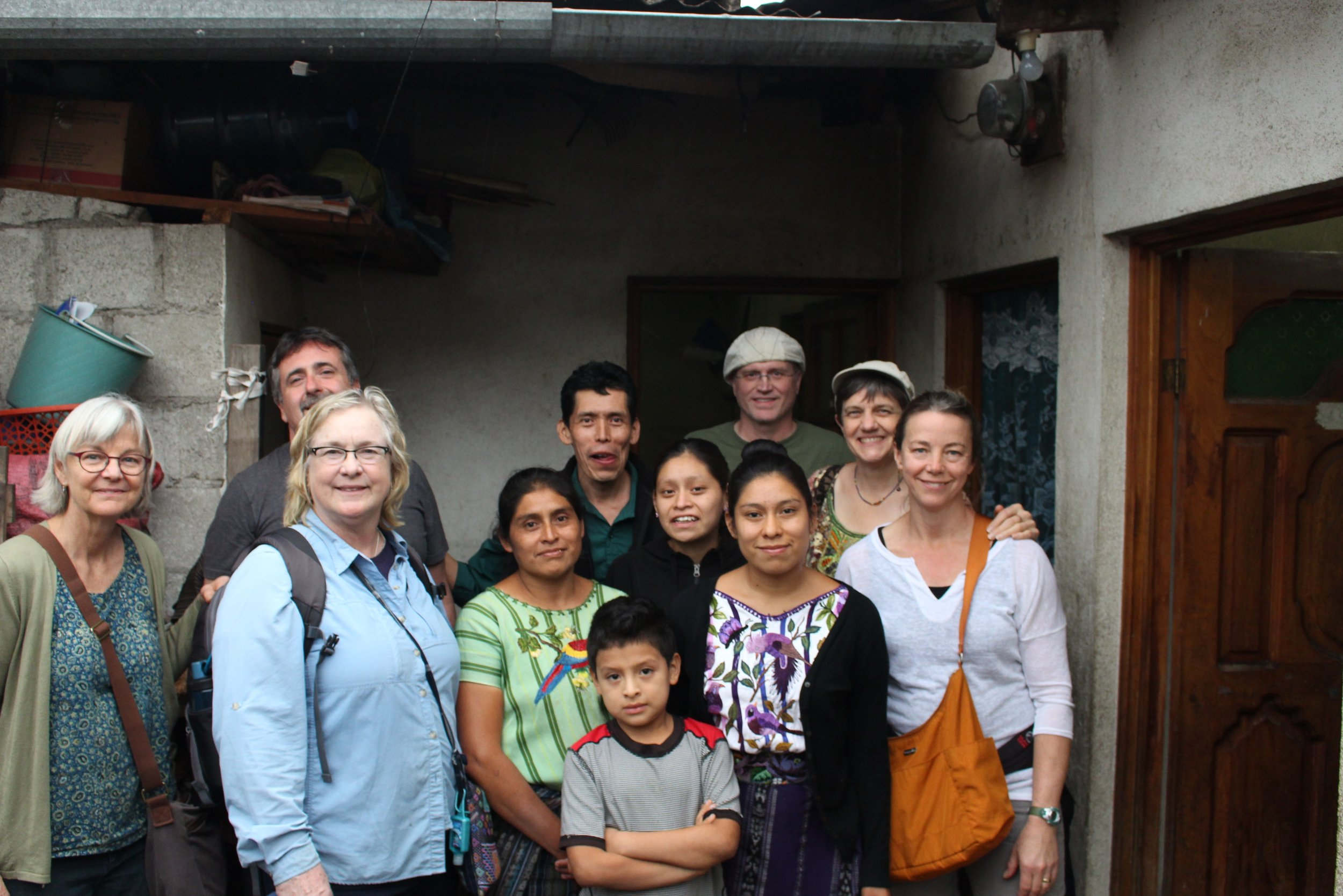 Guatemala - Culture and Coffee - This 10 day trip will start in Antigua, the UNESCO world heritage city, seeing the town, the market, and more. From there we will travel to beautiful Lake Atitlan where our time will be spent visiting the Tzu'tujil Maya families of Farmer to Farmer. We will be giving out school scholarships to the students, visit some families, and other places of interest around Santiago Atitlan.We will then travel into the mountains of Huehuetenango to visit the Mam Maya members of the coffee cooperative where our Farmer to Farmer coffee is grown. We will visit farms and spend time getting to know the people that grow our coffee, specifically the women coffee farmers.This is a small group trip that will be tailored to individual interests within the group. Limited to 10 people.Trip leader Jody Slocum has been leading tours with Farmer to Farmer for 15 years. This is a great way to experience Guatemala up close and personal.For more information email Jody call her at 541-510-8889