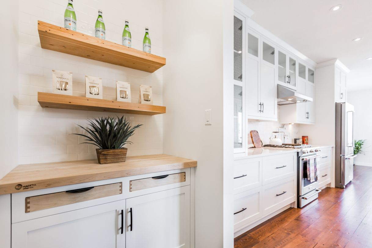 Home Lottery Butler Pantry
