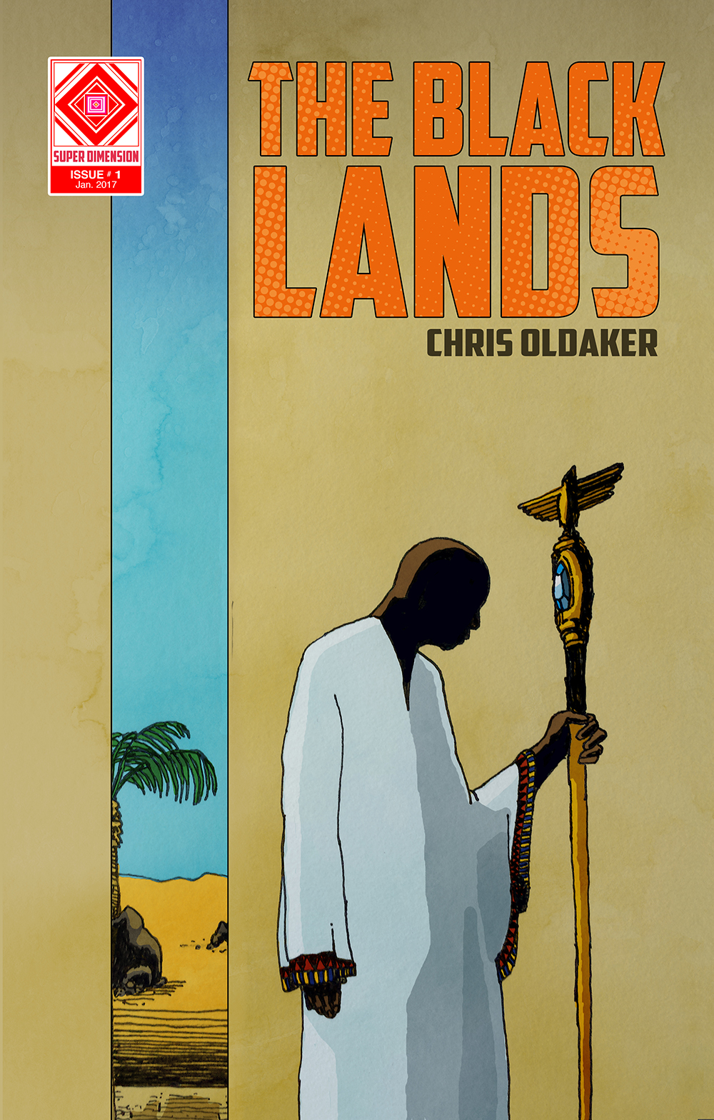 The Black Lands - A graphic novel, told in parts, telling an alternative history of Egypt's most ancient myths.The story of Khemose, the ancient kingdom of Khemet's young leader, as he struggles to maintain the precarious balance of the fledgling civilization his father built from nothing.Subscribe to The Black Lands ➝Support The Black Lands ➝
