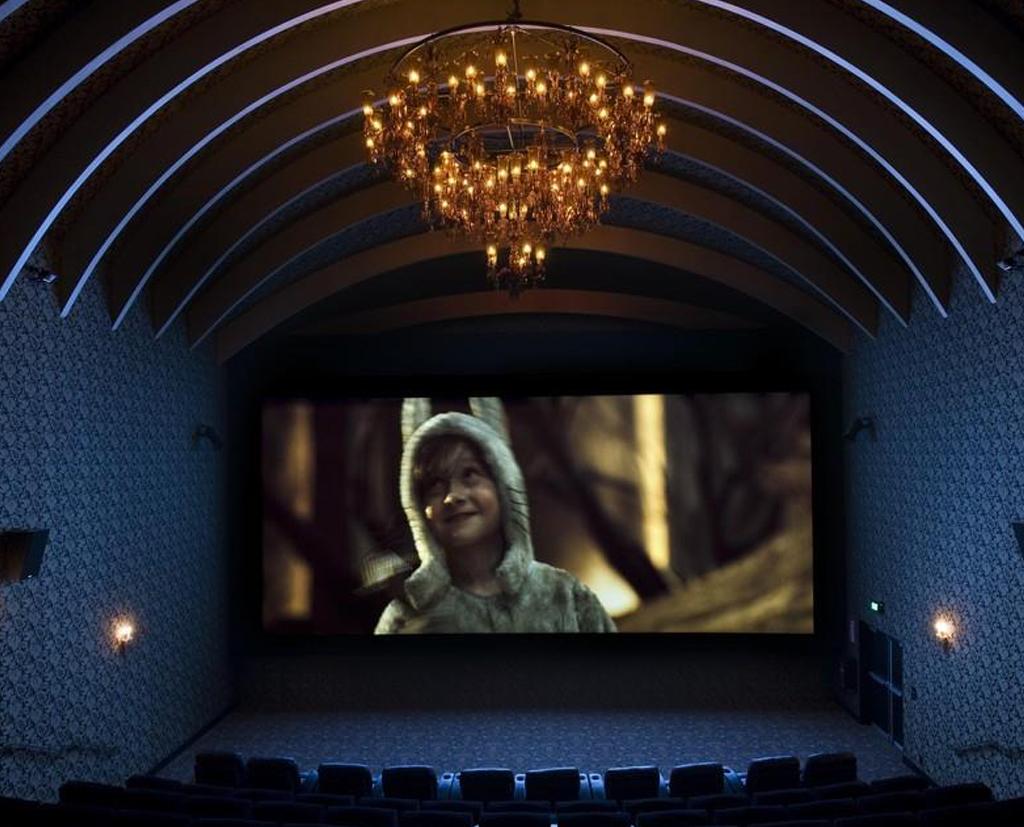 Matakana movie theatre