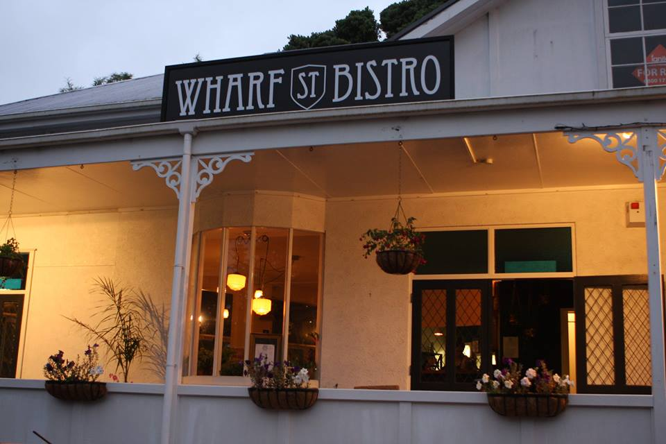 Wharf St Bistro, Warkworth