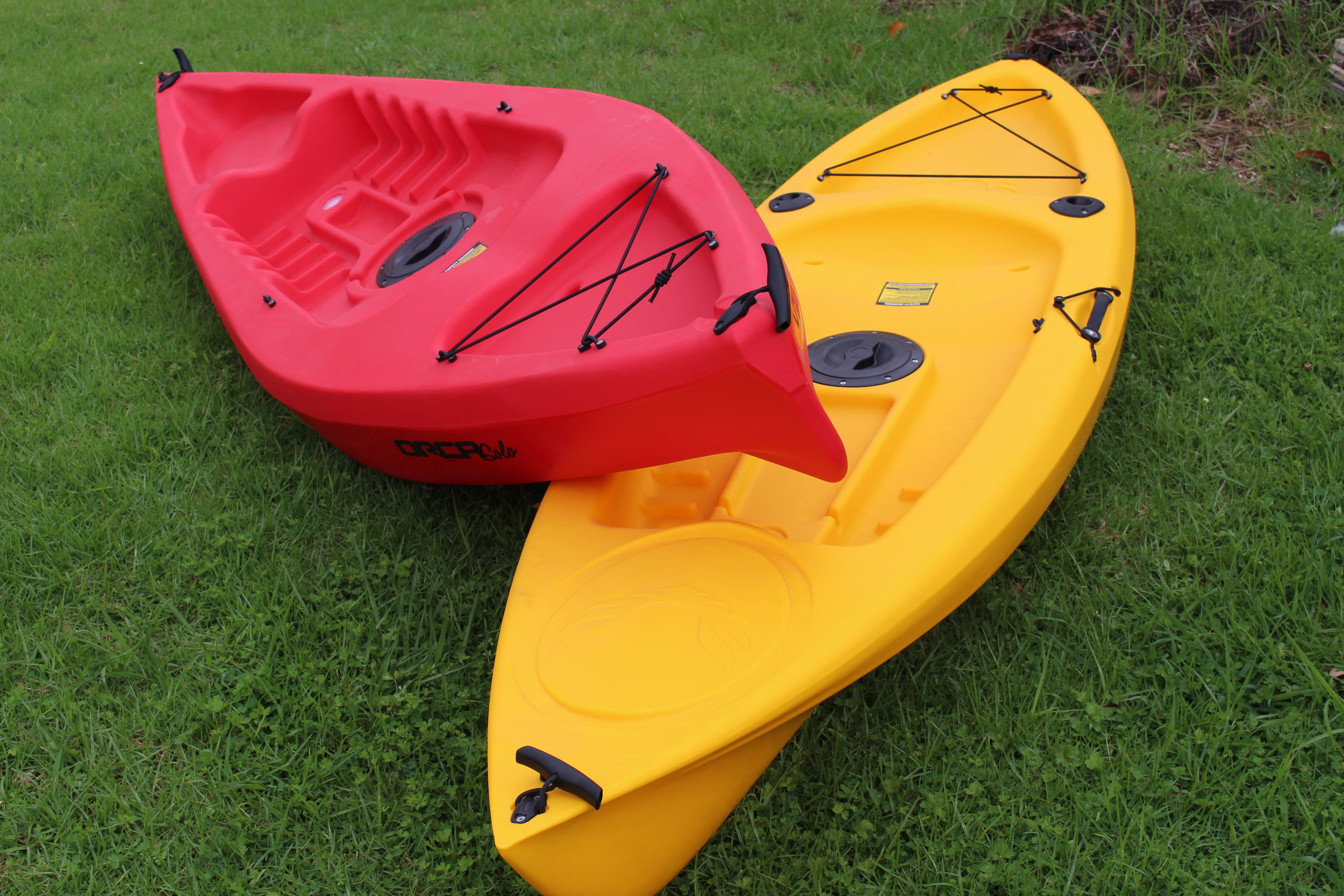 Kayaks available Sandspit Country B & B
