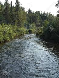 THE PIGEON RIVER