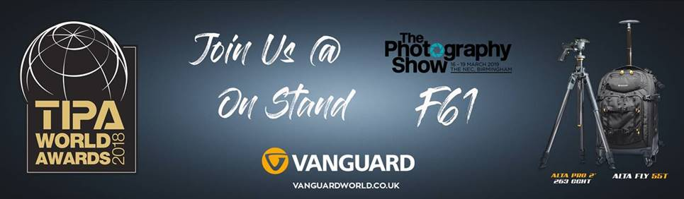 Vanguard Photo UK at TPS 2019