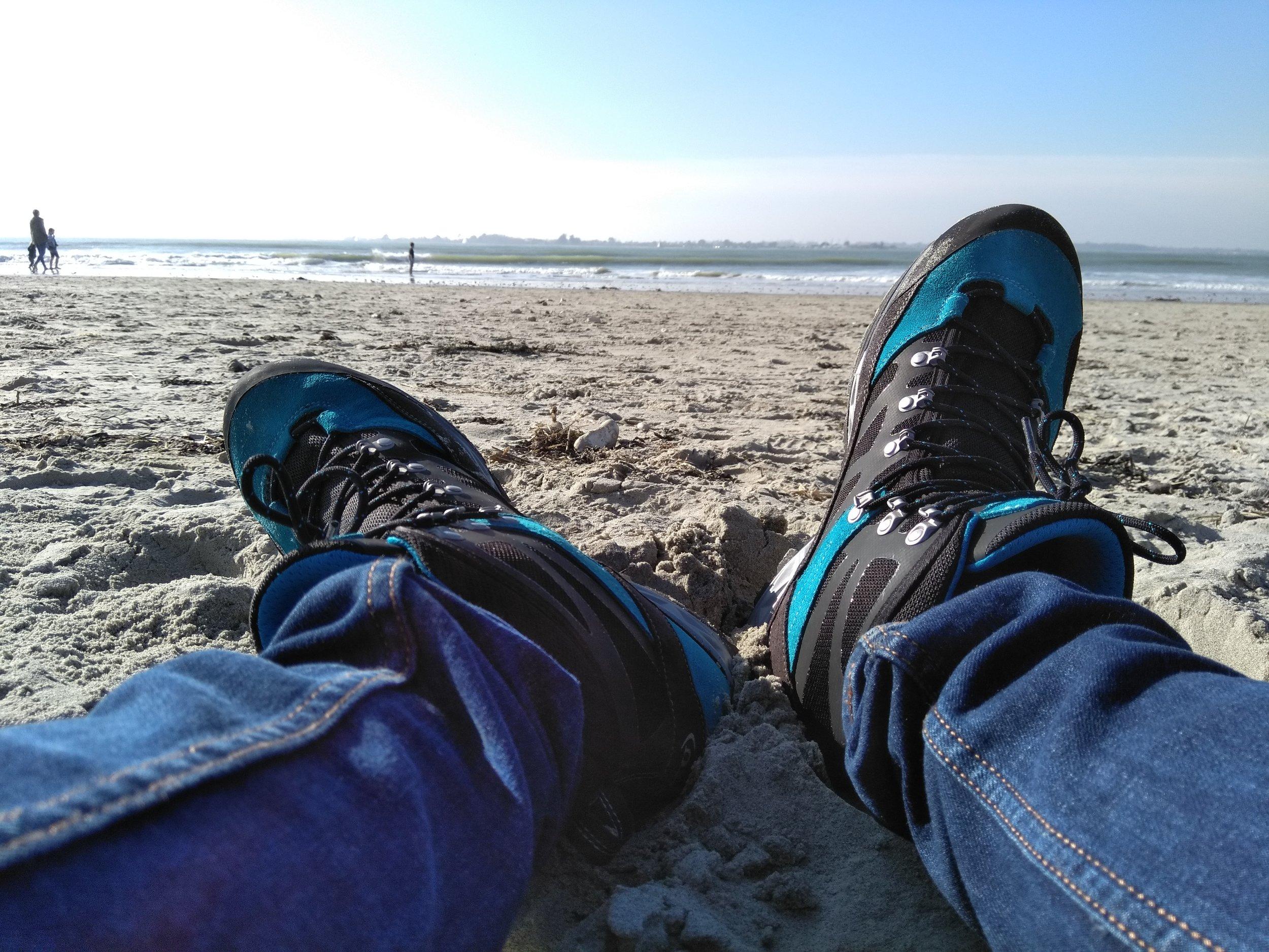 Aku Alterra GTX Boots top