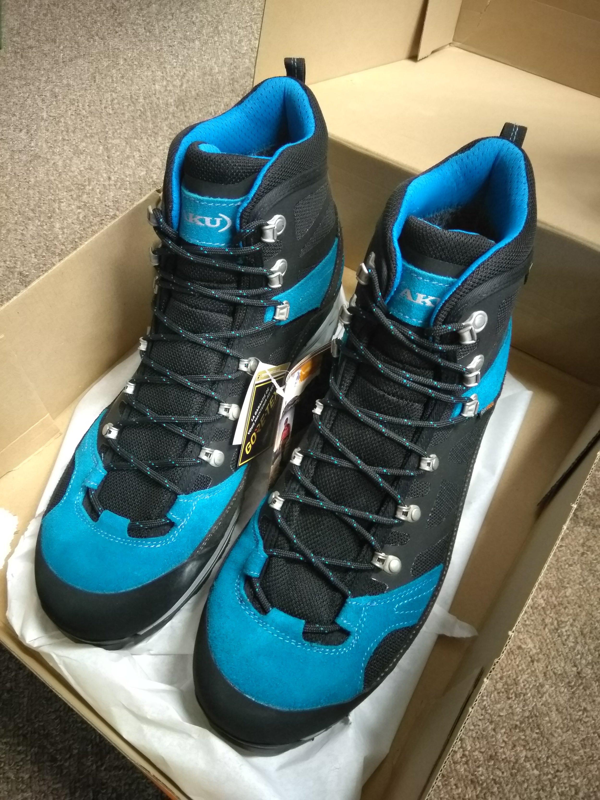 Aku Alterra GTX Boots