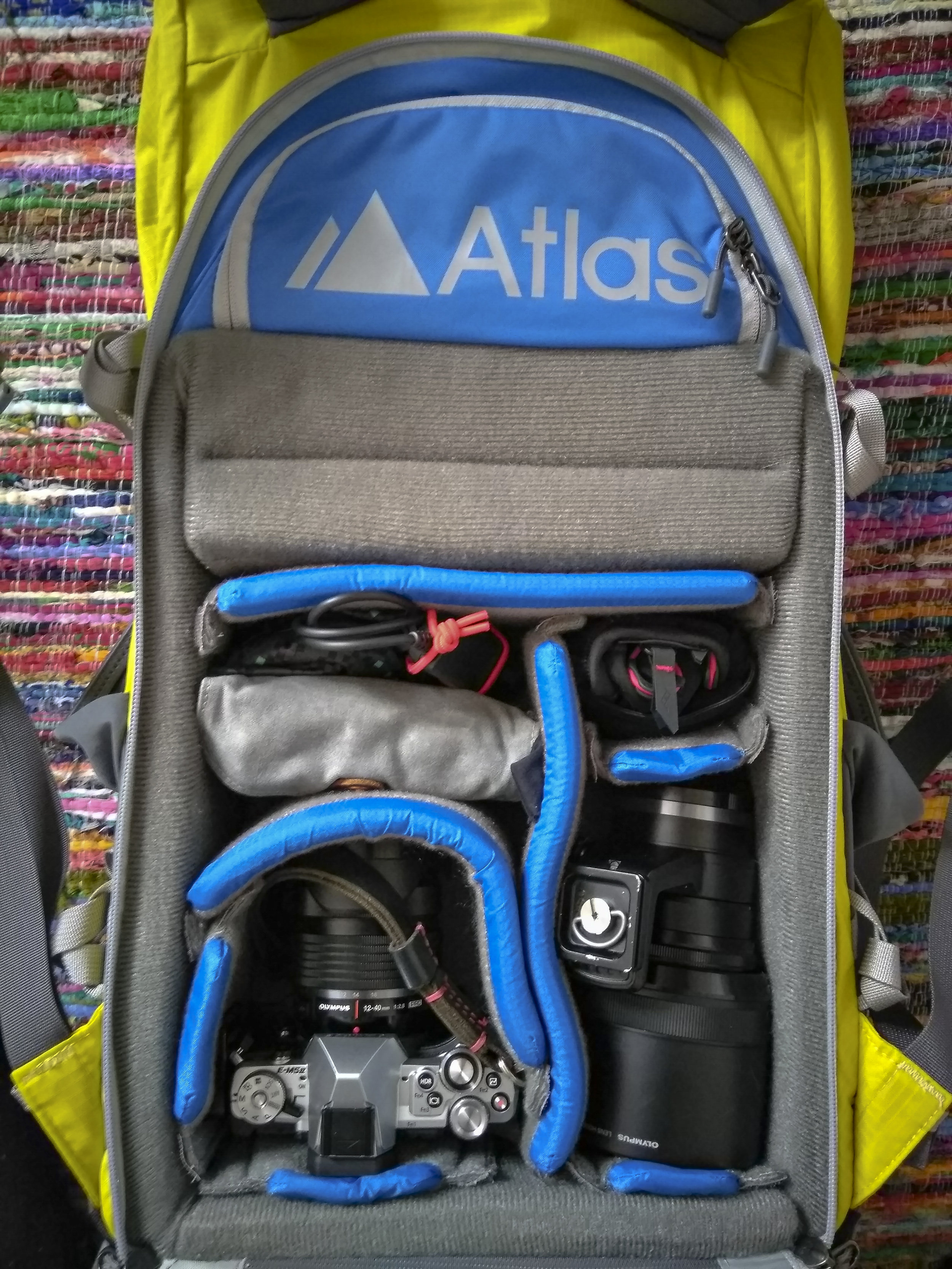 Atlas Pack Athlete