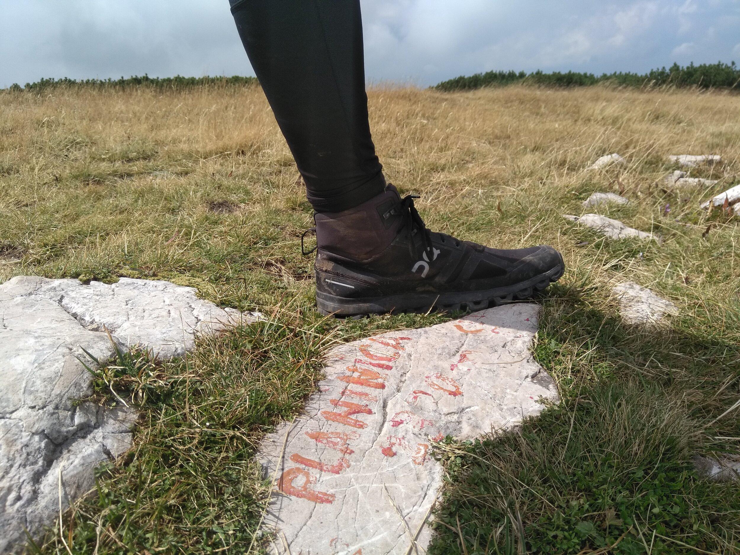 On Cloudrock waterproof boots
