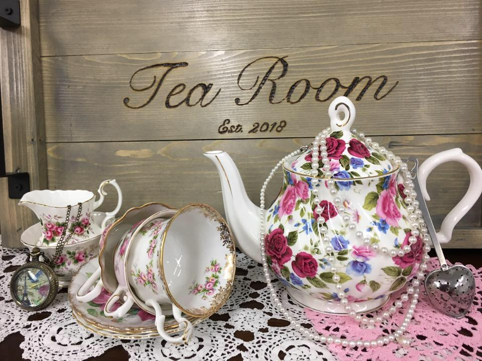 """MOTHER'S DAY LUNCH & TEA"" Featuring wonderful treats created by ""TASTE by Katrina"" & live entertainment by ""MUSIC with HARMONY"". Come celebrate Mother's Day with us, this special event will be on 12 May 2019 from 2:00 PM - 4:00 PM. Tickets are available in store now. $25 per person in the Tea Room @ 35 High St E, Moose Jaw."