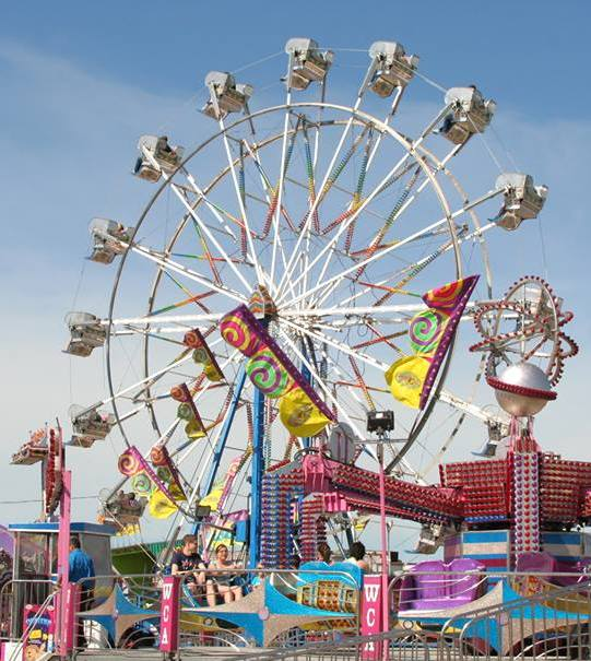 Experience all that Moose Jaw's largest three-day annual event has to offer! Held the third weekend in June, the fair has something for everyone. Livestock events, midway thrills, Kiddie Land, entertainment extravaganza for all ages! Affordable gate prices and safe environment.
