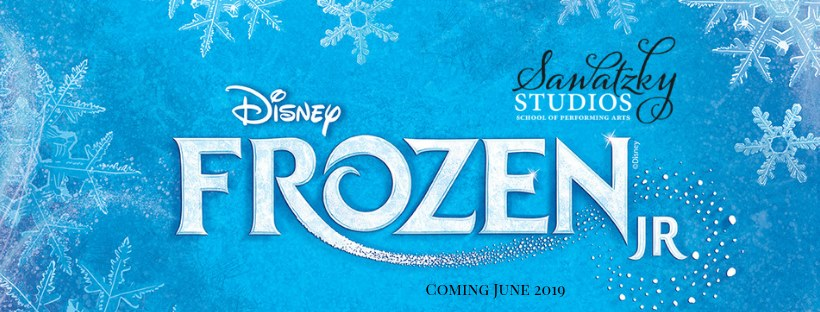 SAWATZKY STUDIOS: SCHOOL OF PERFORMING ARTS  presents the first Canadian production of  Disney's FROZEN Jr.  June 6-8, 2019.  (12:30 & 7pm June 6&7; 2pm June 8)  ___________________________________________________________________ Thursday, June 6 @12:30 (School & Public Matinee)  Schools please email: tickets@sawatzkystudios.com.  Public tickets available at:  https://disneys-frozen-jr-thursday-1230.eventbrite.ca   Thursday, June 6 @ 7:00 pm   https://disneys-frozen-jr-thursday.eventbrite.ca   Friday, June 7 @ 12:30 (School & Public Matinee) Schools please email: tickets@sawatzkystudios.com  Public Tickets:  https://disneys-frozen-jr-friday-1230.eventbrite.ca   Friday, June 7 @ 7:00 pm  https://disneys-frozen-jr-friday-june7.eventbrite.ca   Saturday, June 8 @ 2:00 pm  https://disneys-frozen-jr-saturday.eventbrite.ca  ___________________________________________________________________  The enchanting modern classic from Disney is performed by Southern Saskatchewan's own Broadway Junior stars!  Disney's Frozen JR. is based on the 2018 Broadway musical, and brings Elsa, Anna, and the magical land of Arendelle to life, onstage. The show features all of the memorable songs from the animated film, with music and lyrics by Kristen Anderson-Lopez and Robert Lopez, plus five new songs written for the Broadway production.  A story of true love and acceptance between sisters, Frozen JR. expands upon the emotional relationship and journey between Princesses Anna and Elsa. When faced with danger, the two discover their hidden potential and the powerful bond of sisterhood. With a cast of beloved characters and loaded with magic, adventure, and plenty of humor, Frozen JR. is sure to thaw even the coldest heart!  Come dressed as your favourite Frozen or Disney character. Games, themed refreshments, souvenirs and photo walls will be available in the foyer at intermission as well as before and after the show.   Performances will be held at the Alliance Auditorium (Corner of Thatcher 
