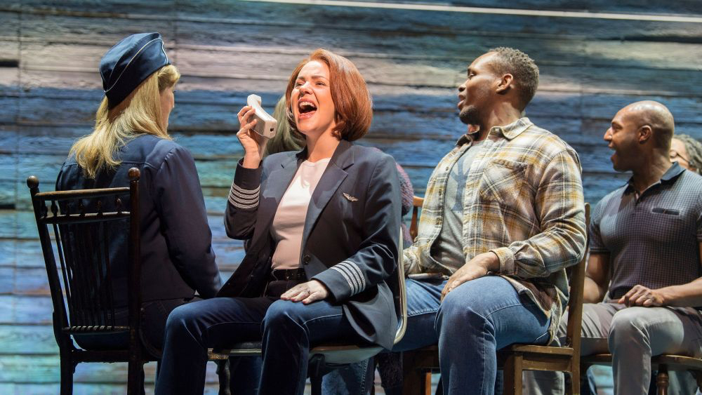 COME FROM AWAY Wins Best Musical at the Olivier Awards