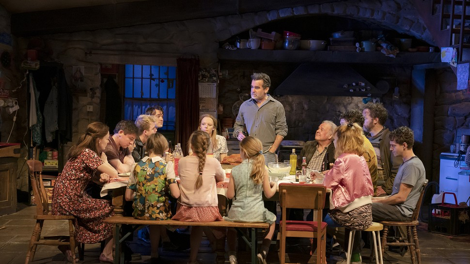 Broadway's Best Play Tony winner  THE FERRYMAN  announces US tour