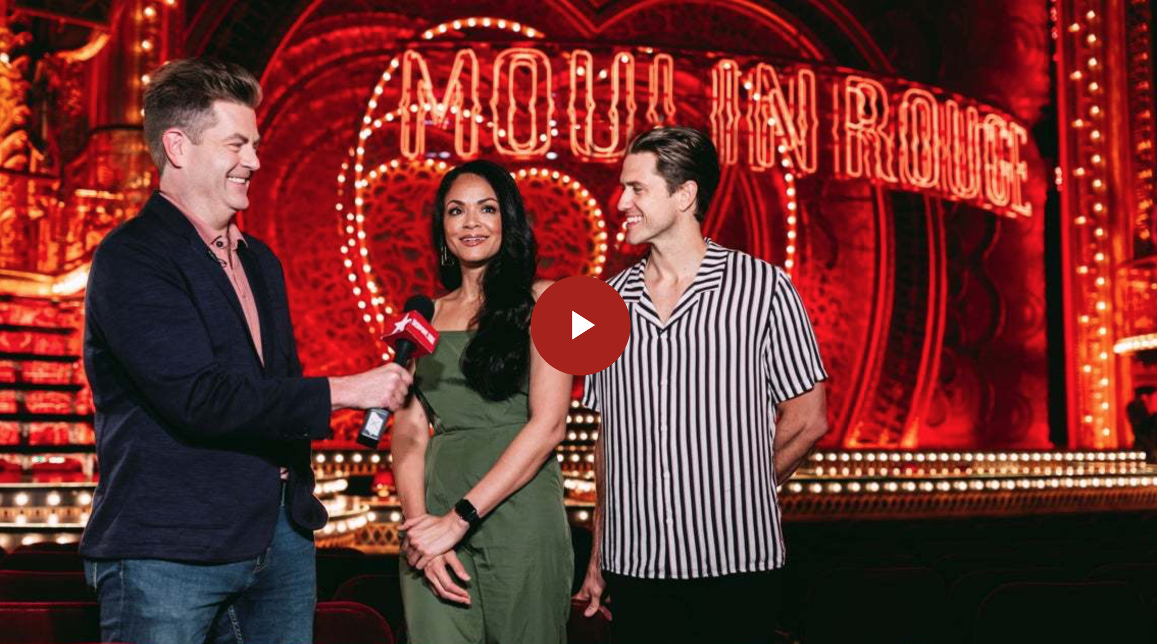 Meet the cast and creators of  MOULIN ROUGE! THE MUSICAL , now on Broadway