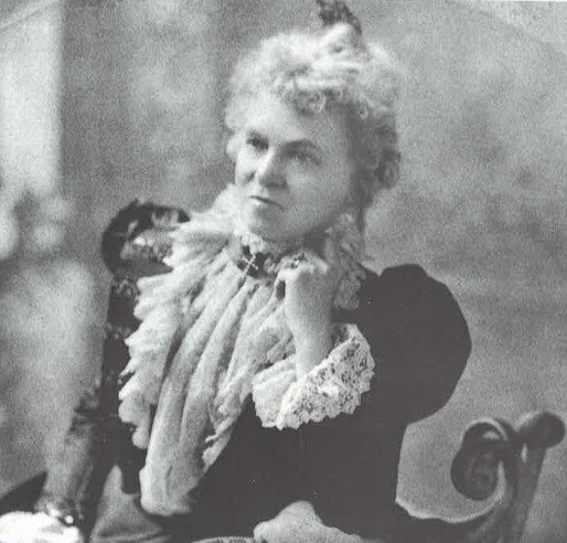 Ellen Powell Thompson, courtesy of NPS