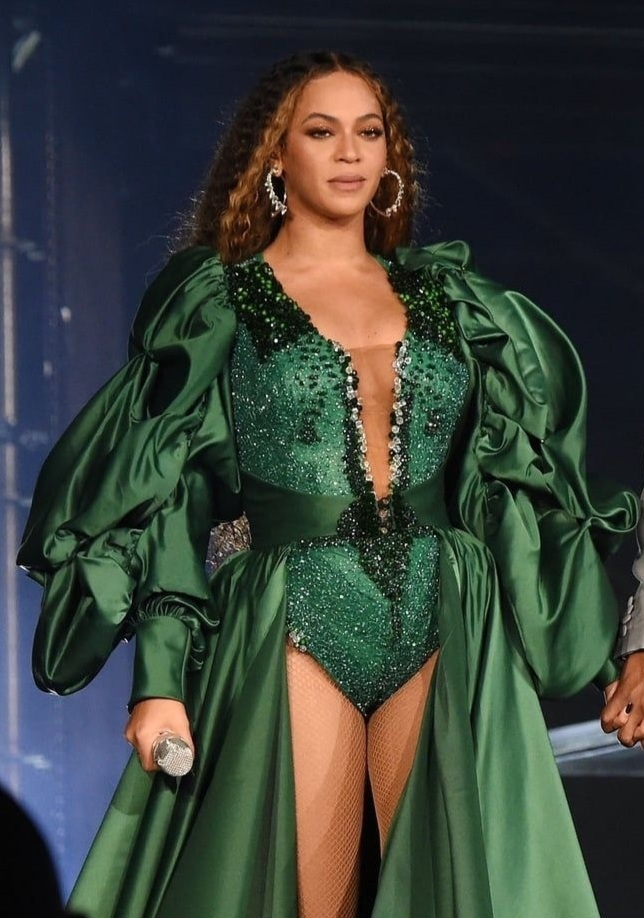 Beyonce in 2018 (Kevin Mazur/Getty Images)
