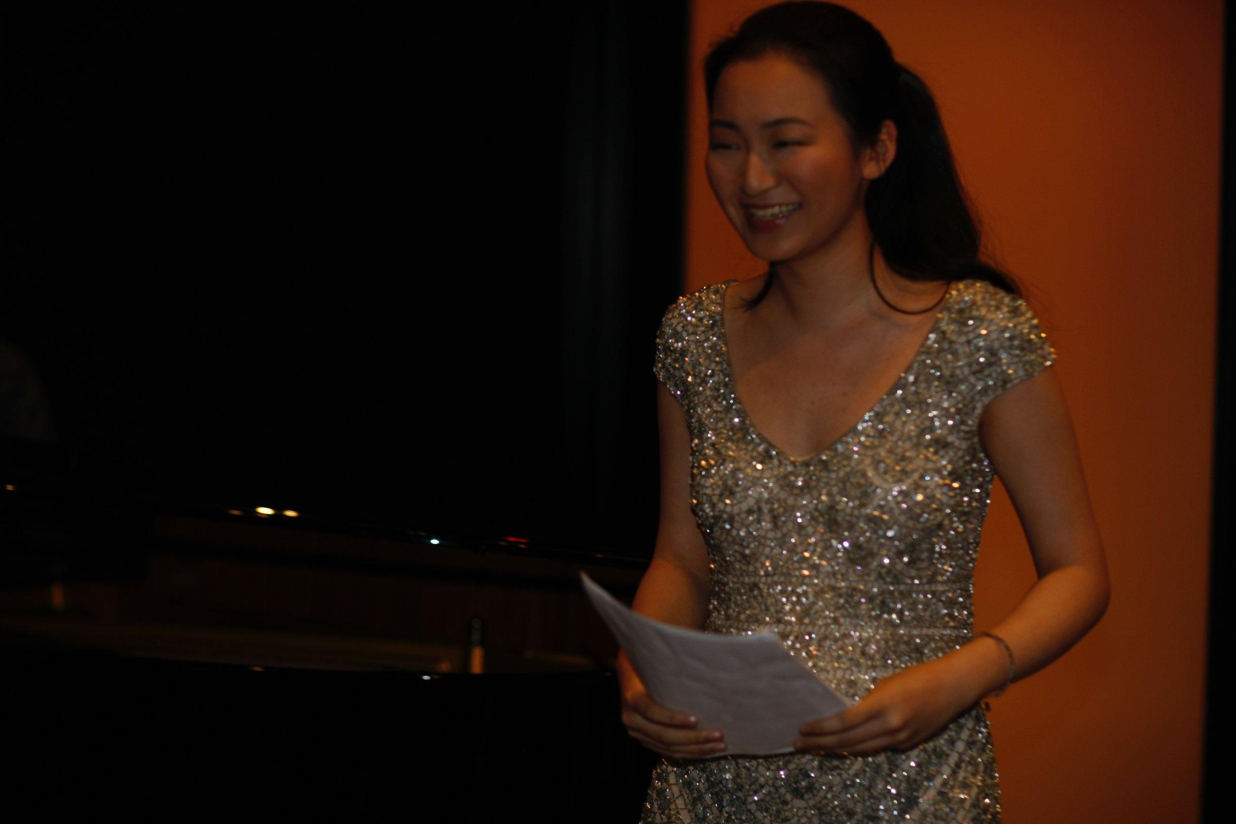 Guest Artist AF Fellow, Chelsea Guo