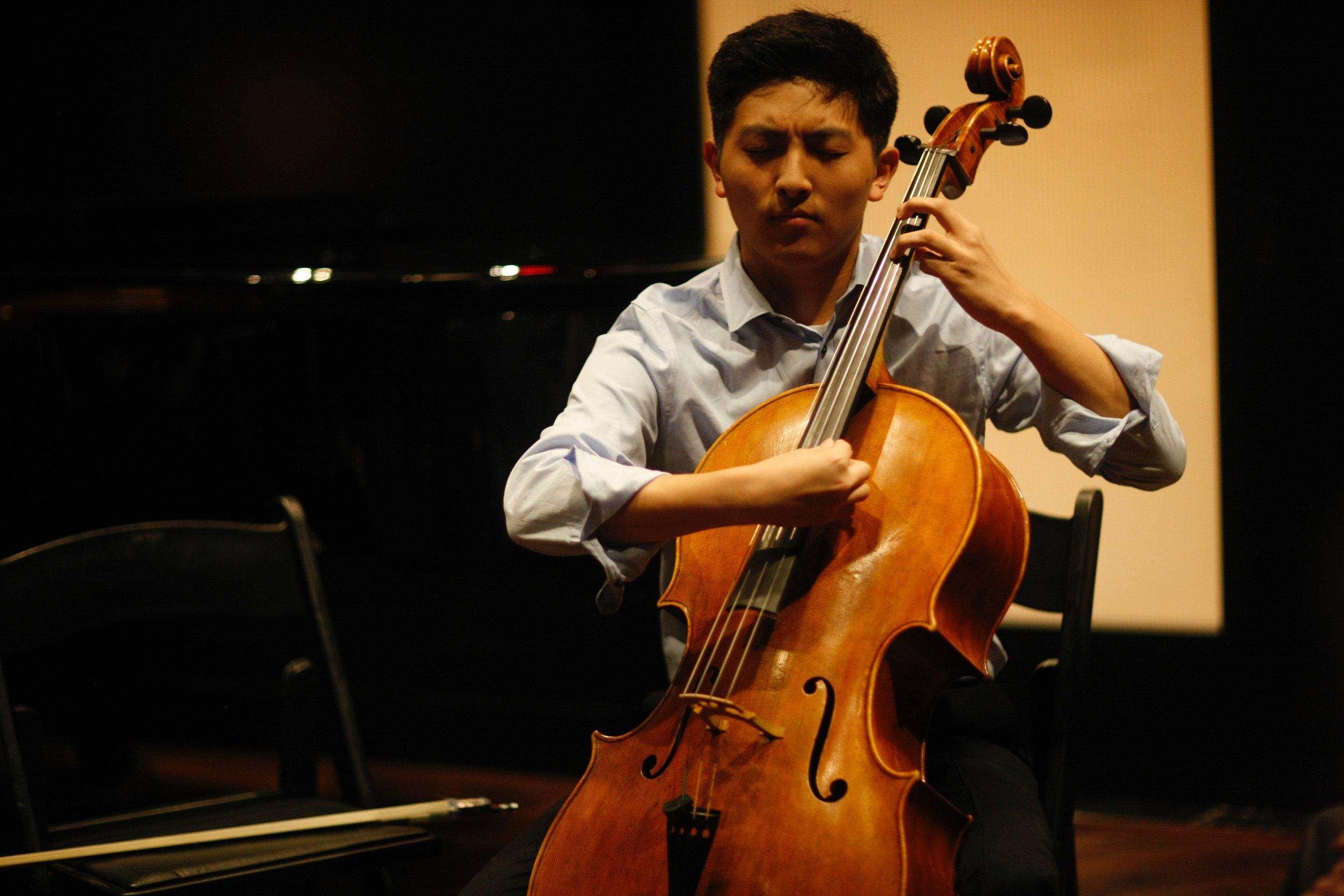 Guest Soloist Noah Lee