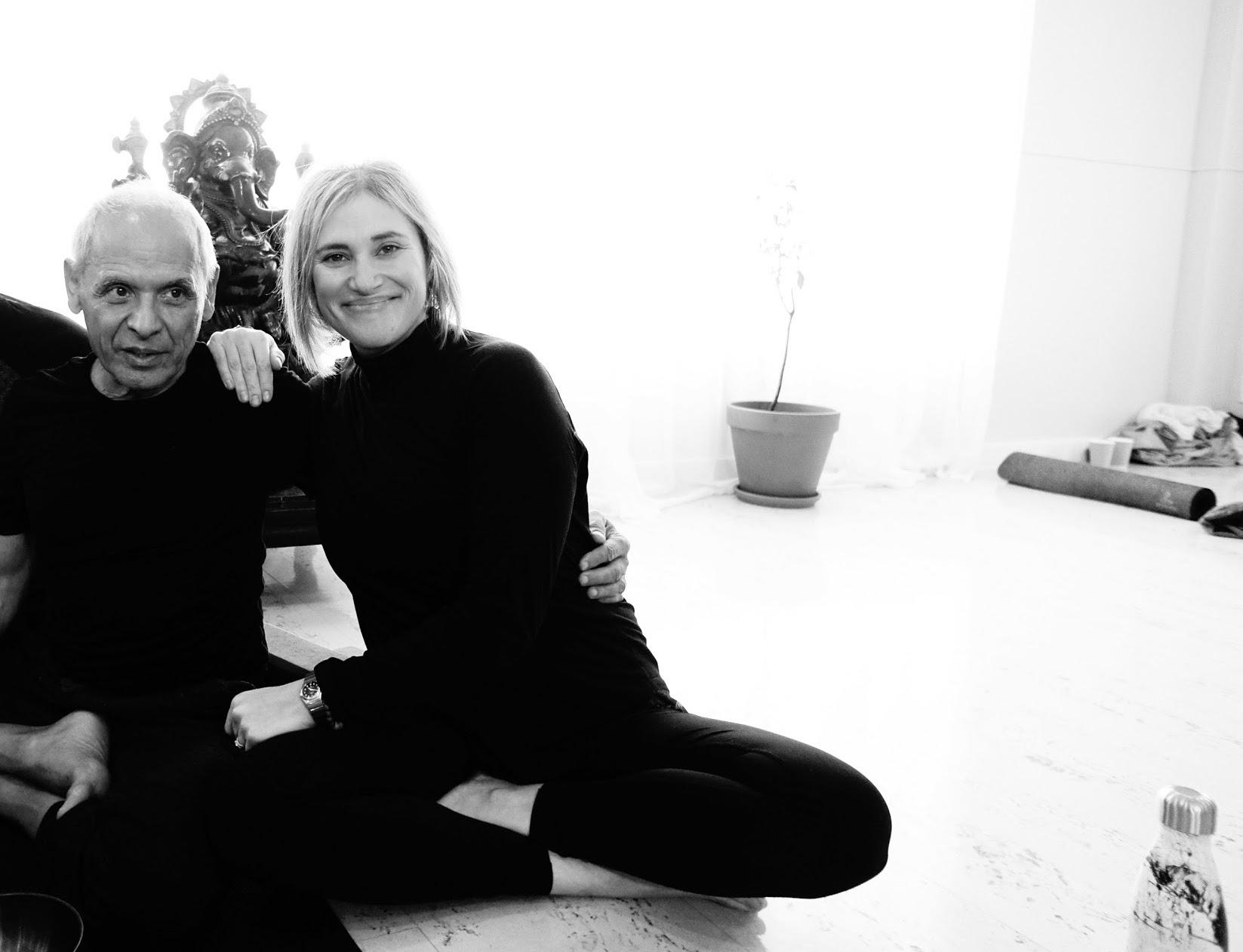April 29, 2018 Yoga with Master Robert Boustaney