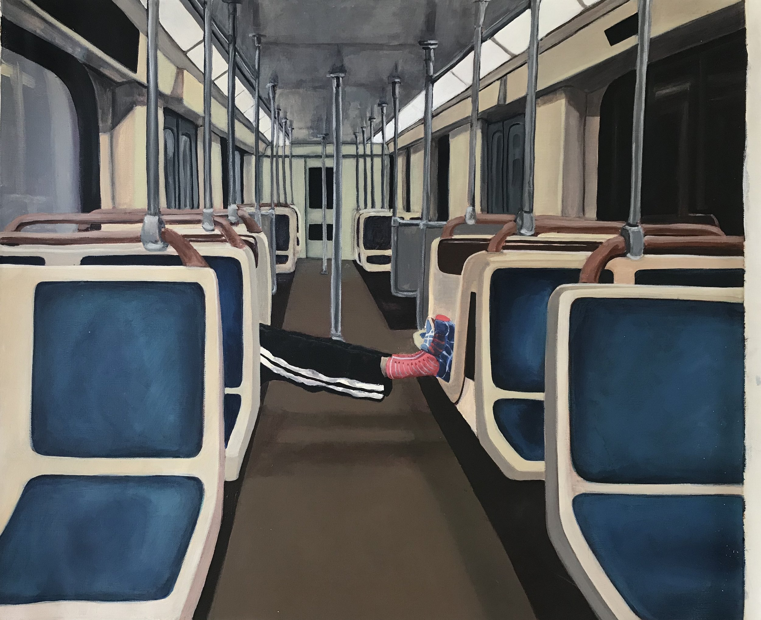 Red Line III