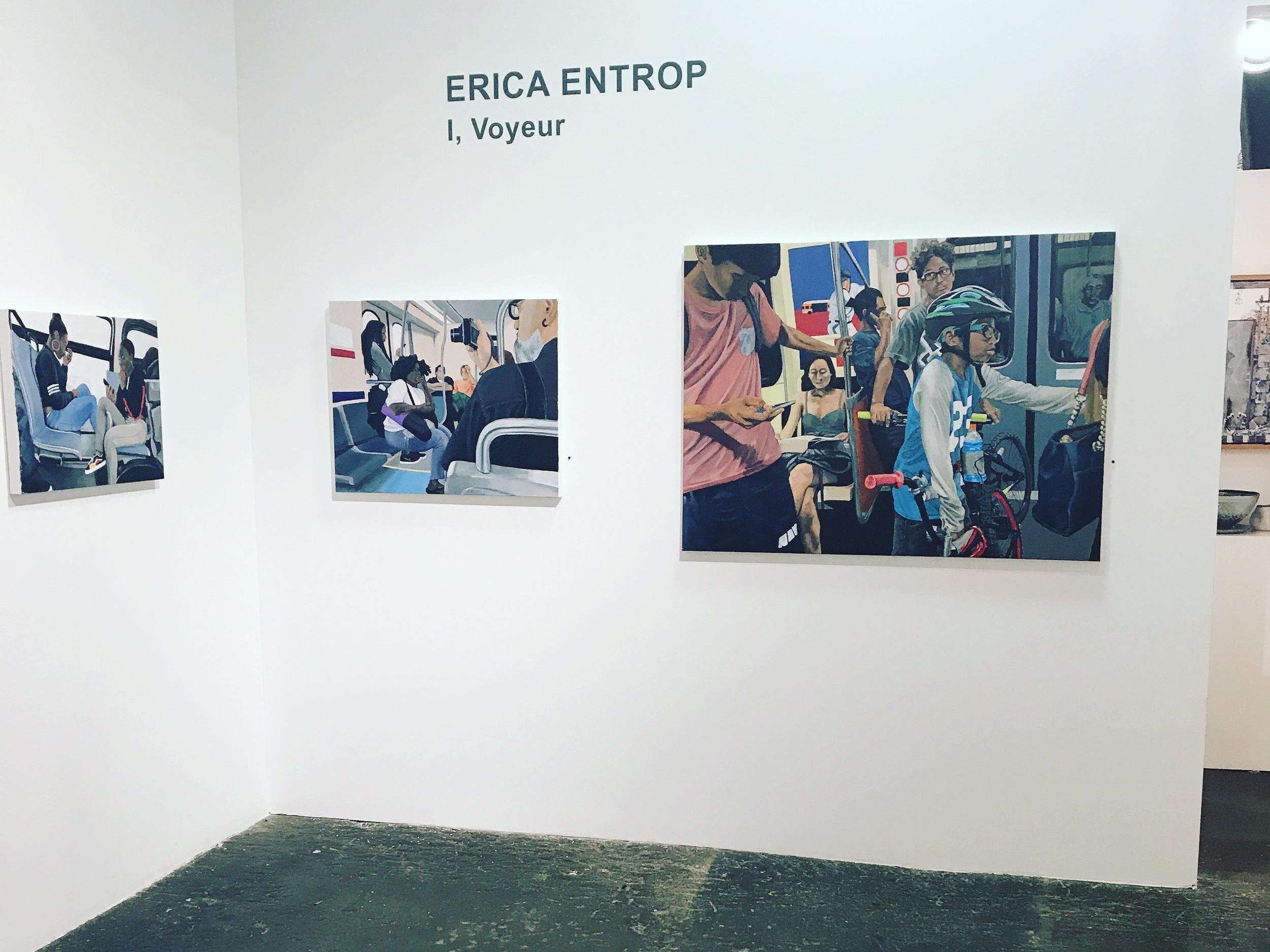 I, Voyeur - Lois Lambert Gallery, Santa Monica2018