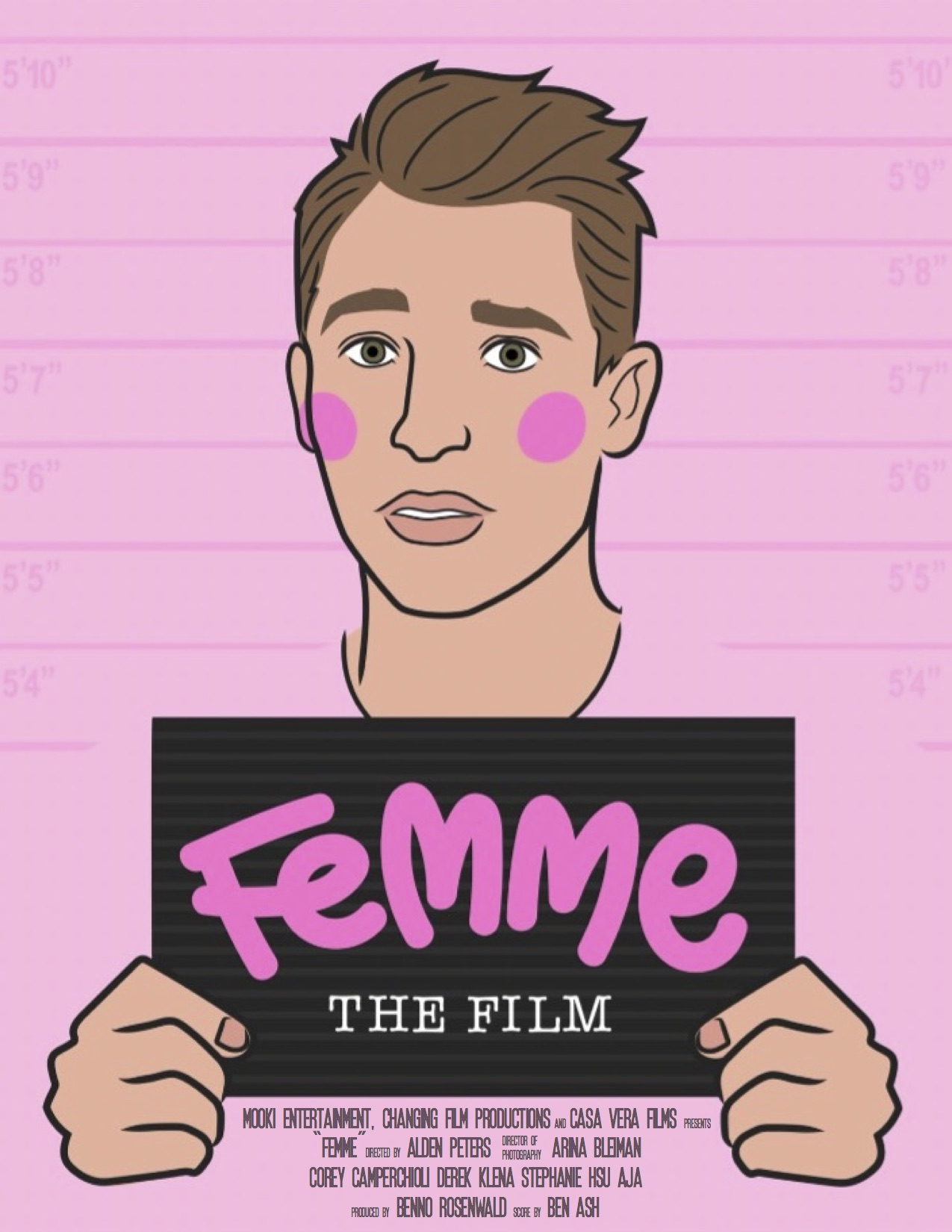 FEMME (Short) - FEMME (Short Film)Femme is a short film about Carson, a gay twenty-something, looking for love on all the wrong apps. After being denied by an online hookup for being too