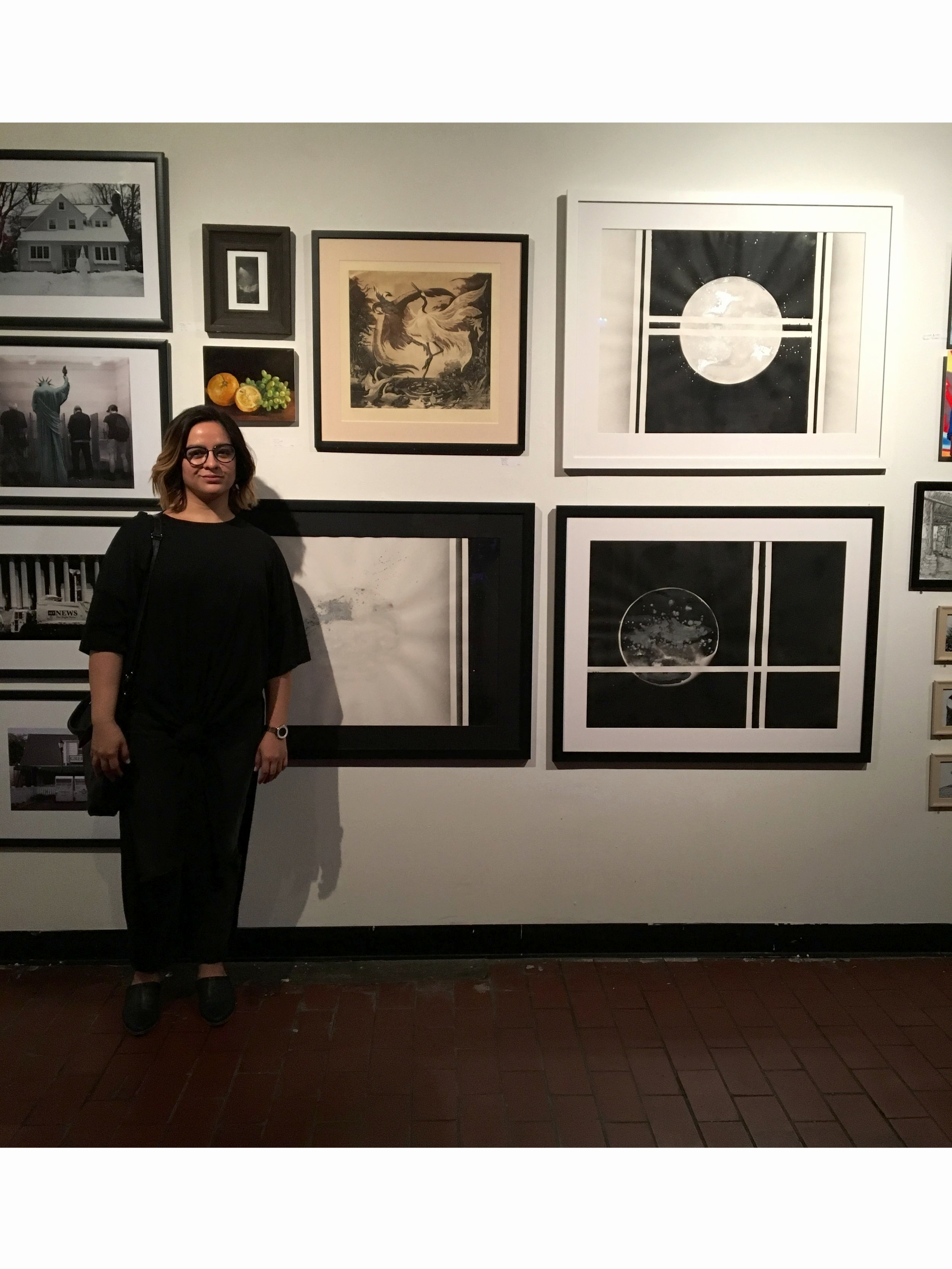 The Greenpoint Gallery 2017 Fall Salon Show