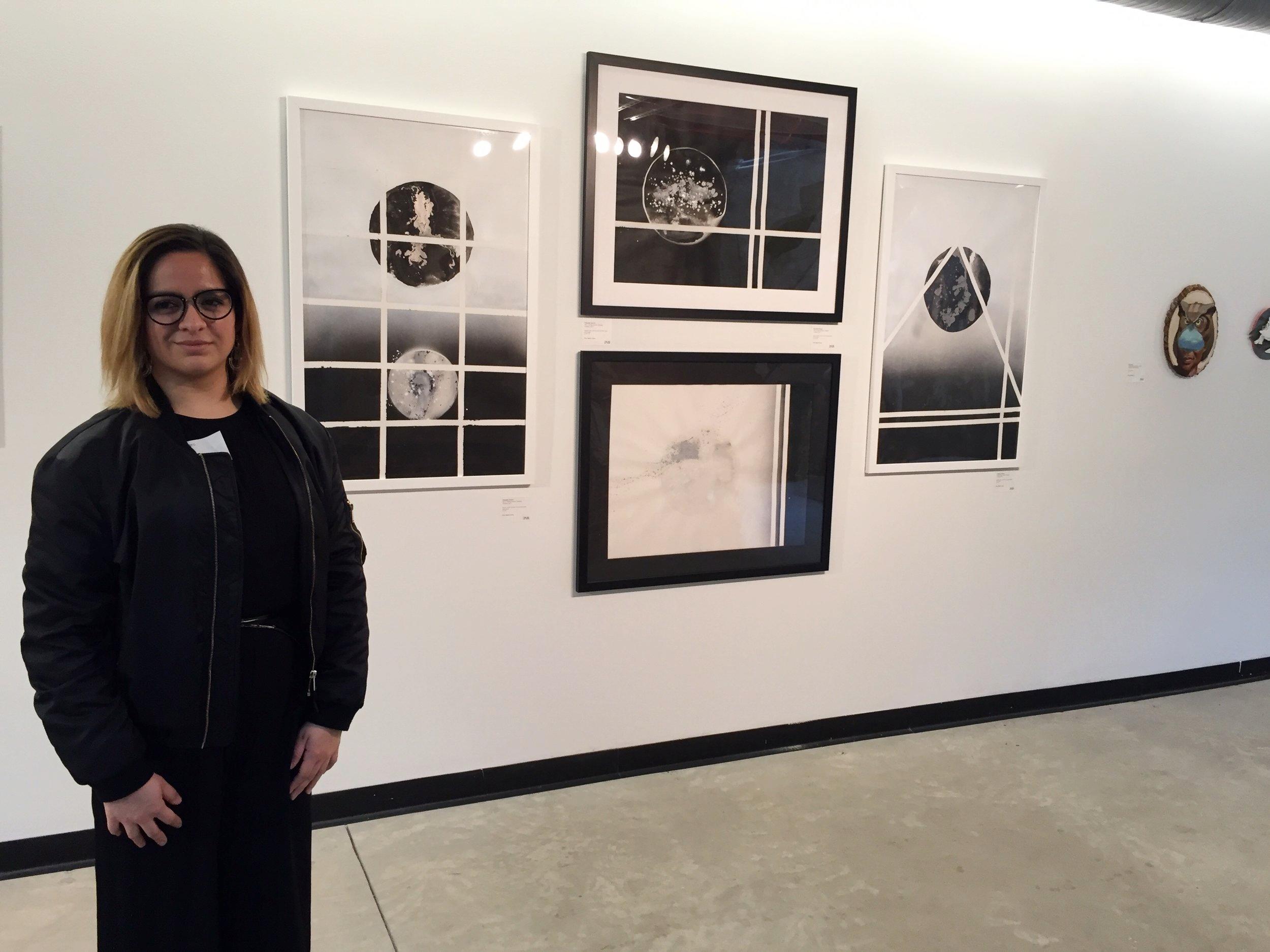The Blot Shop Collective Art Show