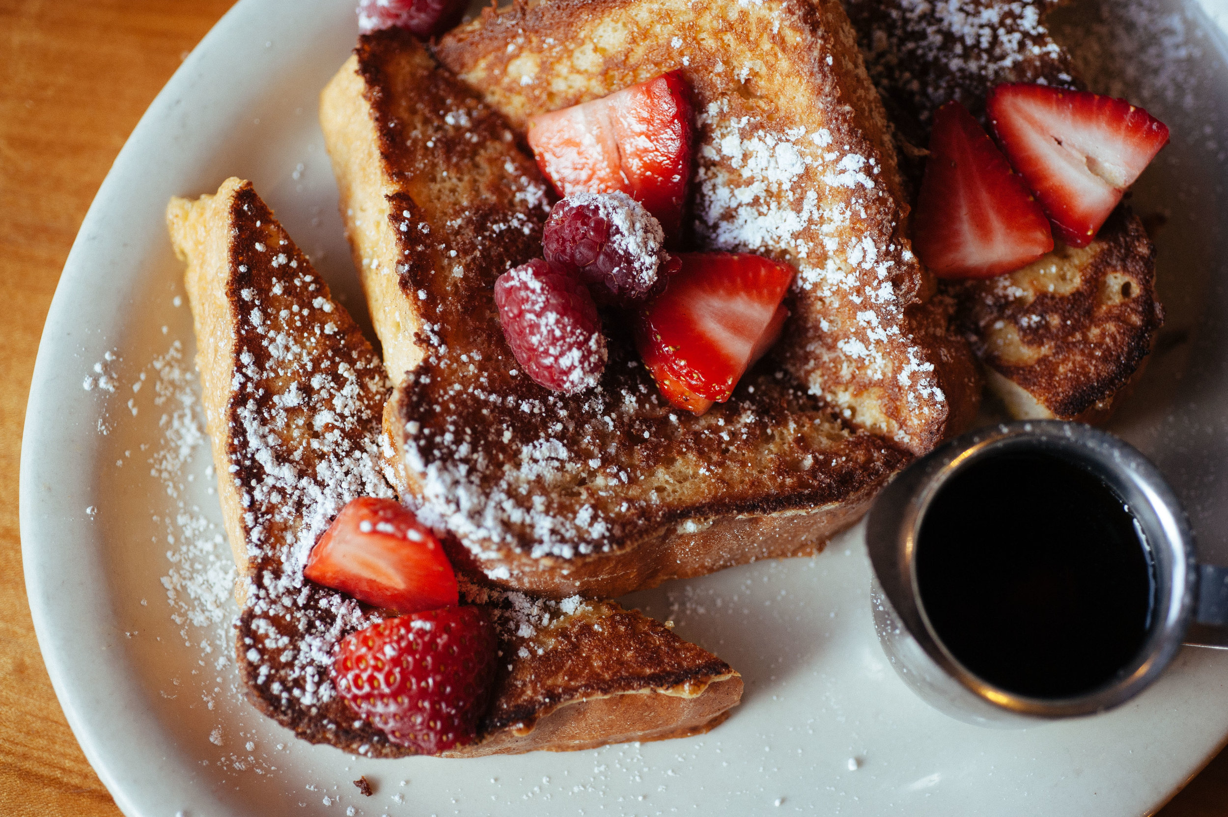 Train Wreck French Toast