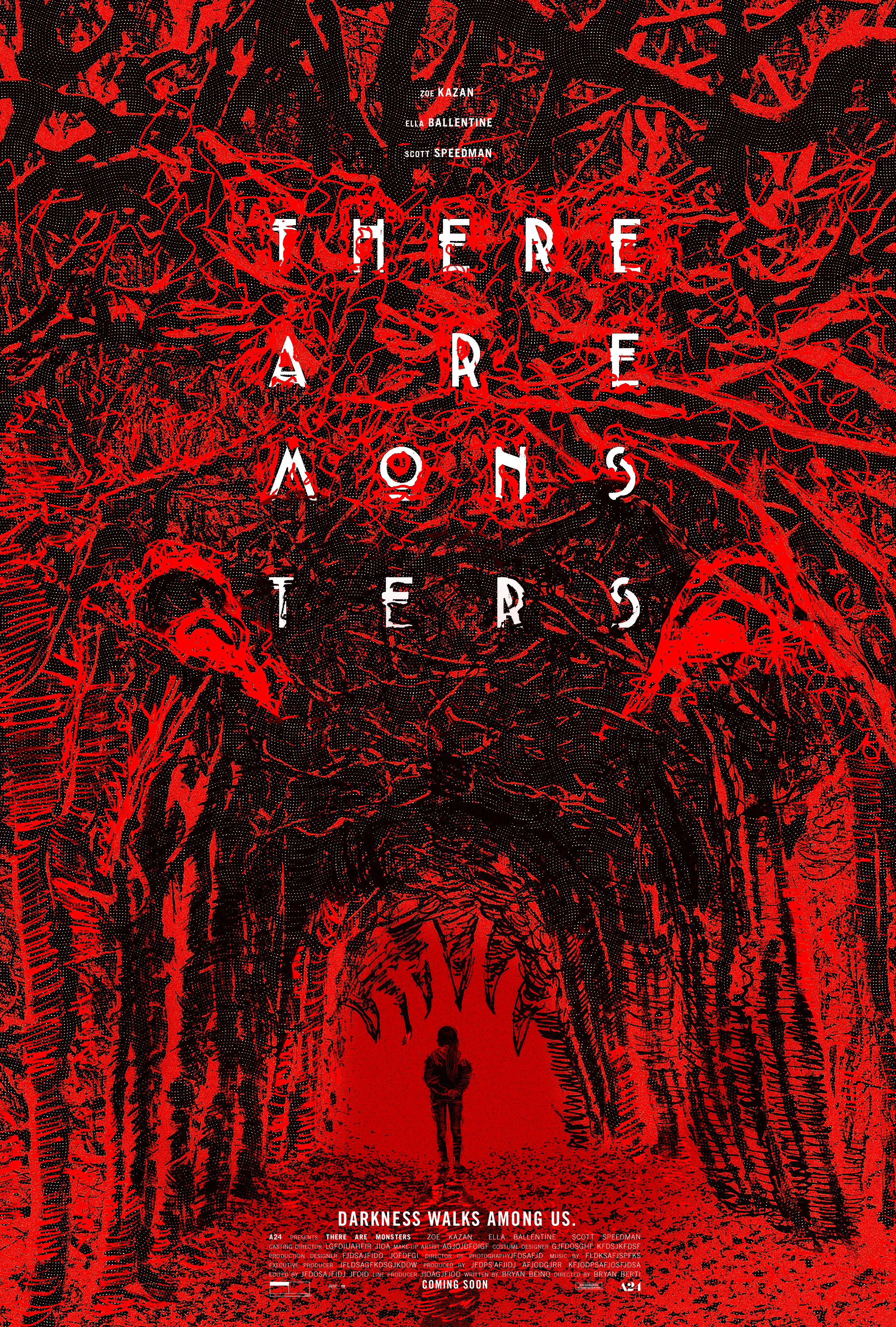 There Are Monsters - A24