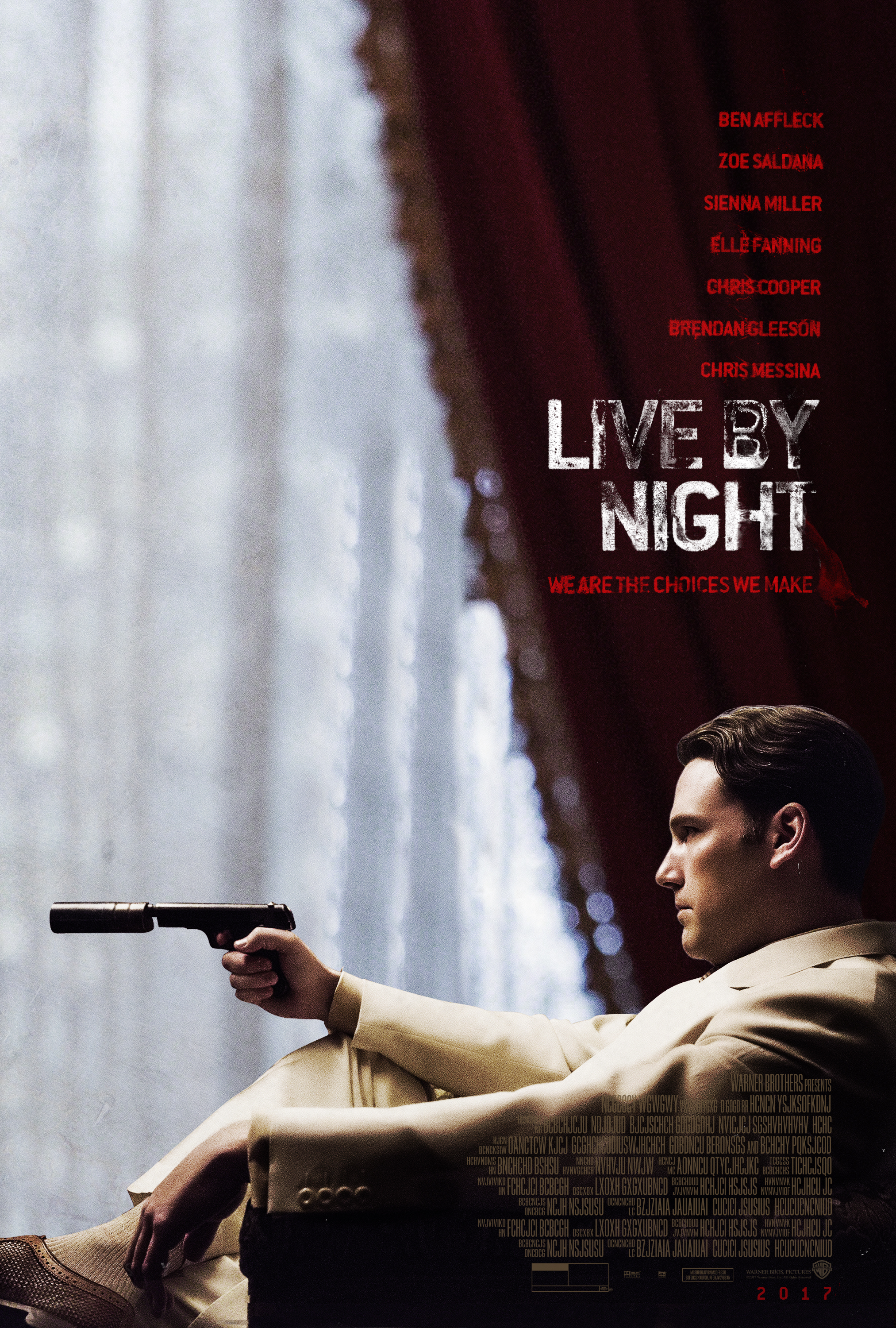 Live By Night - Warner Brothers