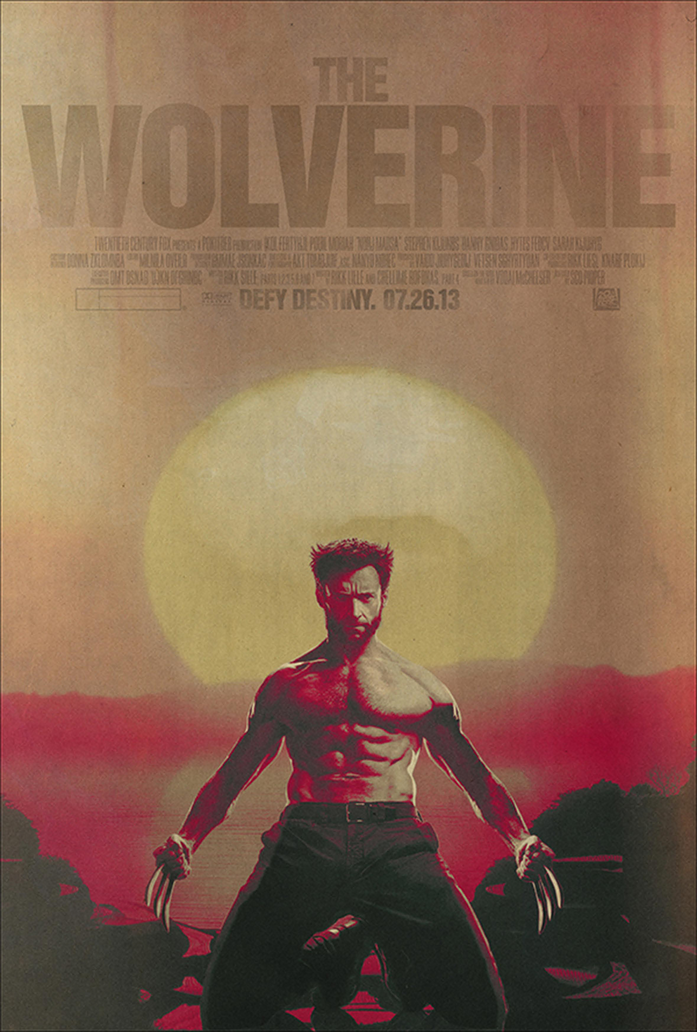 The Wolverine - Fox Searchlight