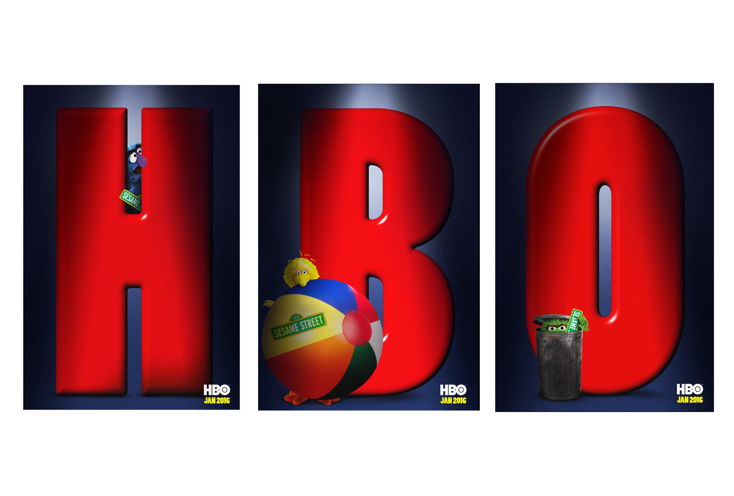 Sesame Street - HBO