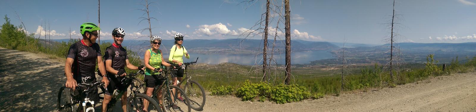 Ride the KVR from Myra to Naramata   Discover historic adventure