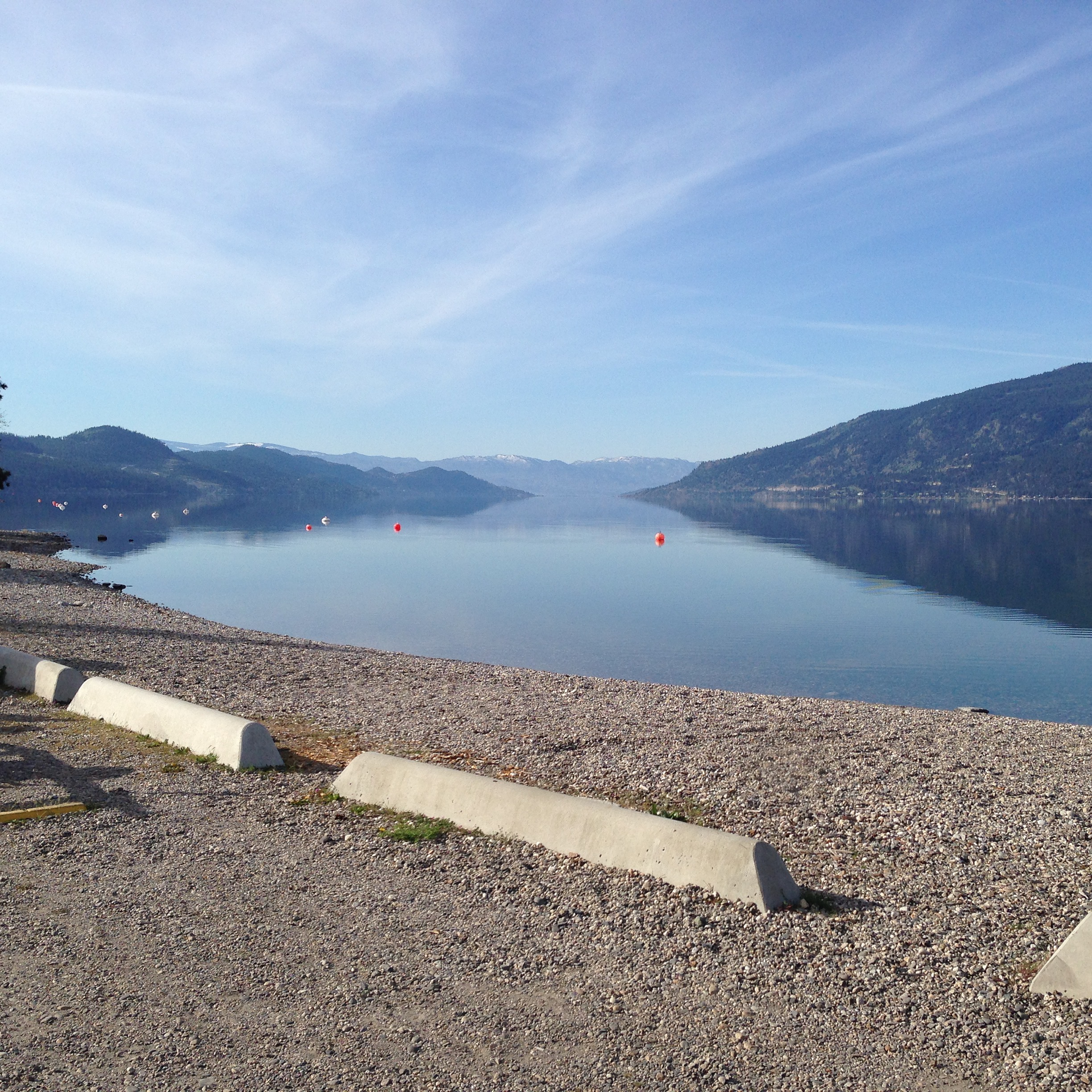 View from Okanagan Centre