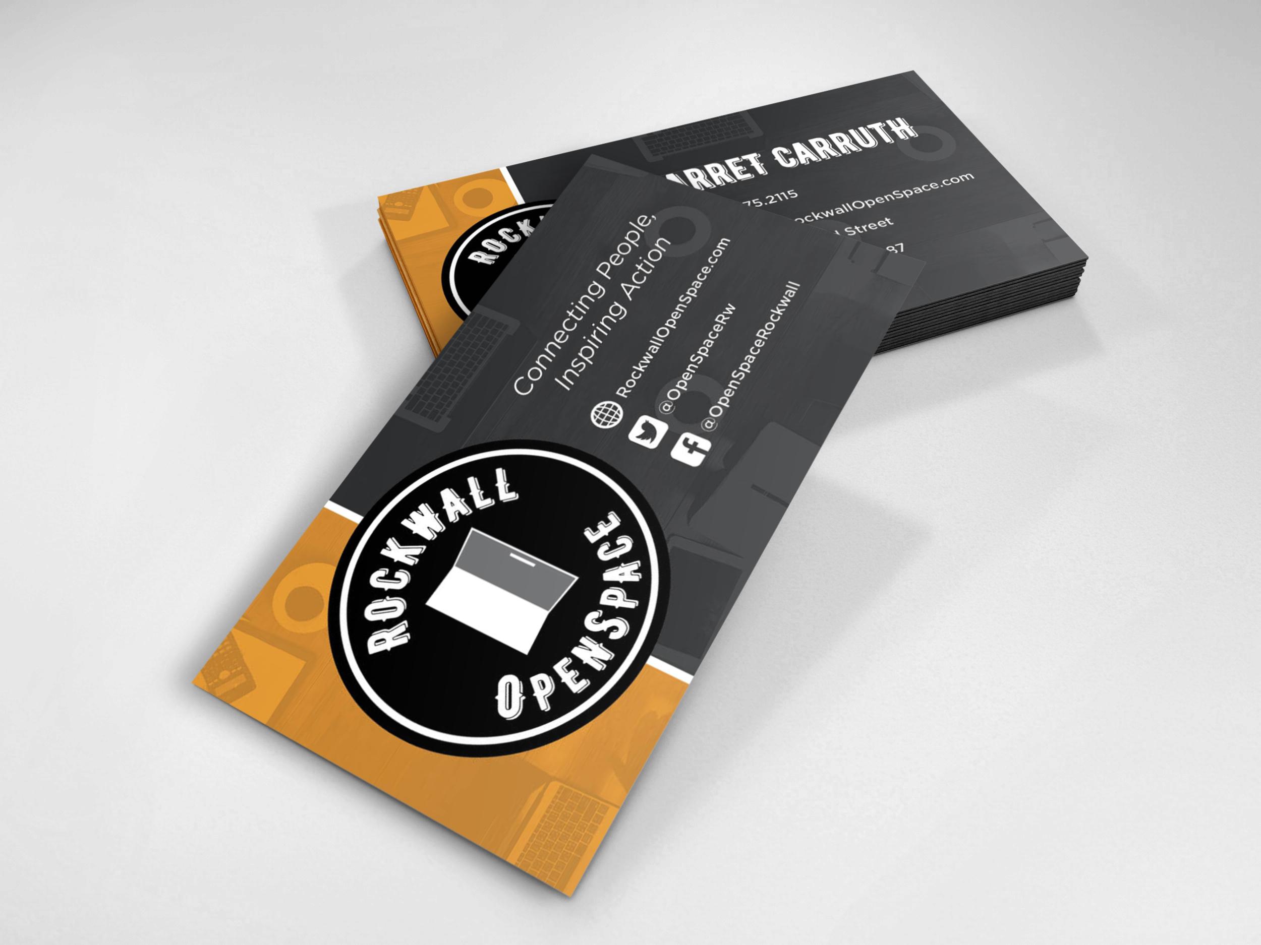 Harpoon Design Group – Rockwall OpenSpace Identity