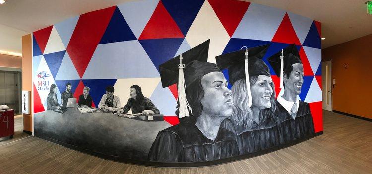 Student Success, 2017   Student Success Building  Metropolitan State University of Denver
