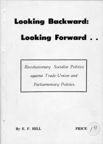 Looking Backward: Looking Forward   (2nd ed. May 1968)