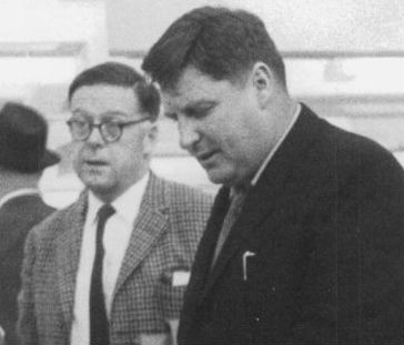 Ted Hill and Norm Gallagher 1967
