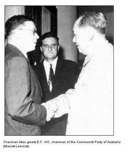 Ted Hill, Chairman Mao, Rick Oke
