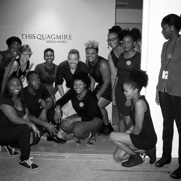 The Staff and students of the Barbados Community College