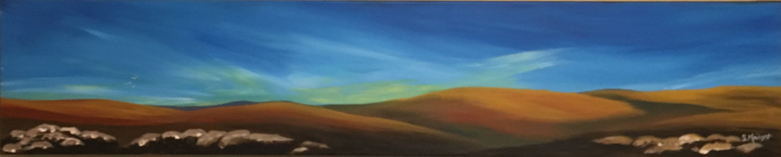 love for the prairie skies - private collection