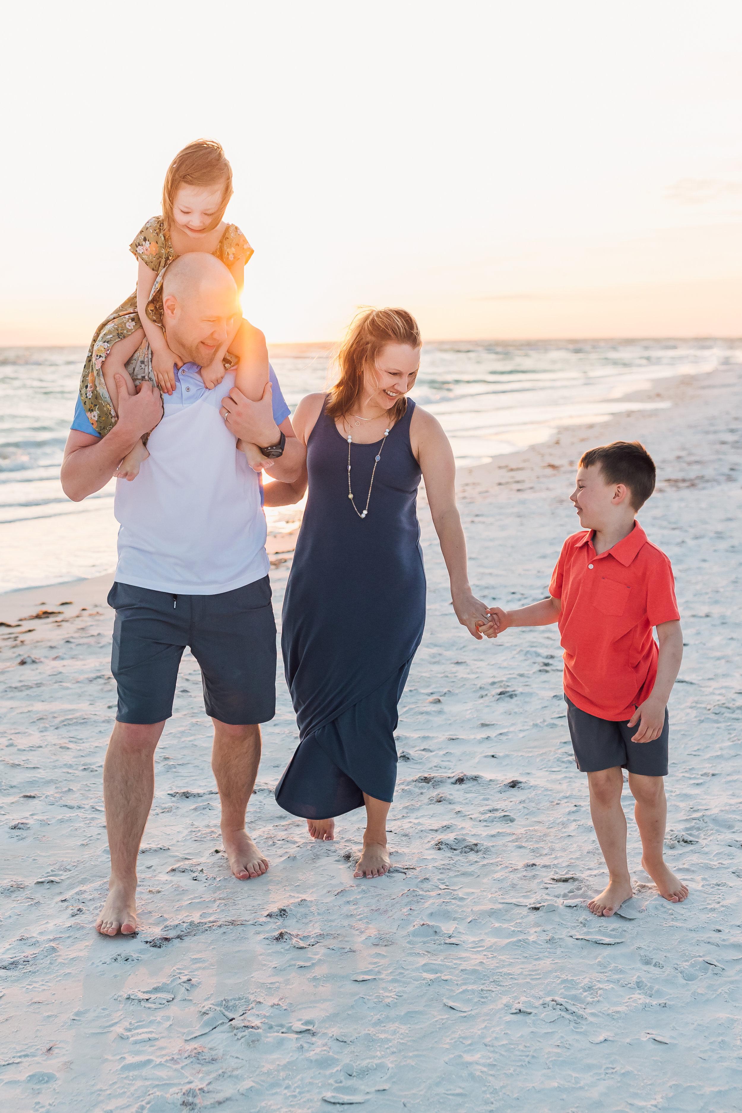 Siesta Key Family Photographer   Siesta Key Photographer   Sarasota Family Photographer   Sarasota Photographer   Siesta Key Beach Photographer   Grace and Fire Photography