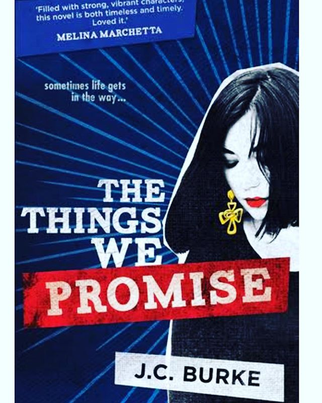 Amongst great company, 'The Things We Promise' has just been made a #cbca Notable Book and long listed for #cbca award. So thrilled!