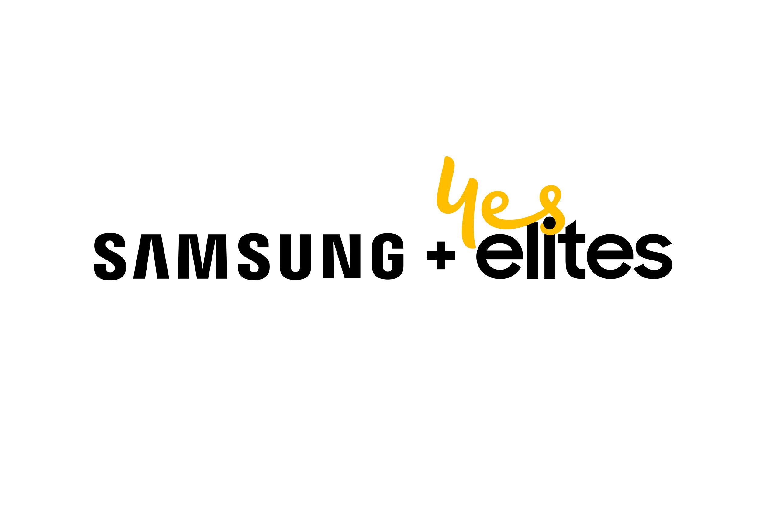 Samsung Plus Elite logo (Optus)