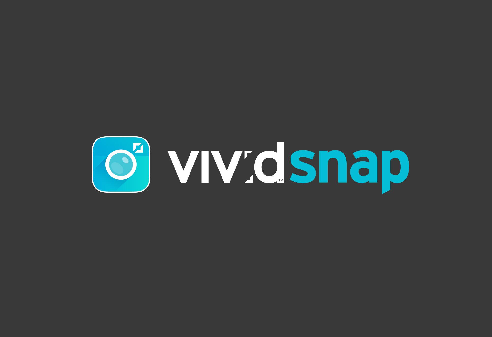 Vivid Snap logo
