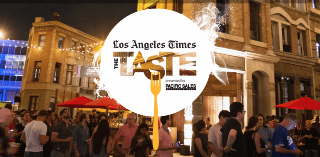 LA Times' Annual Food and Wine Extravaganza, 'TASTE LA' A big success.png