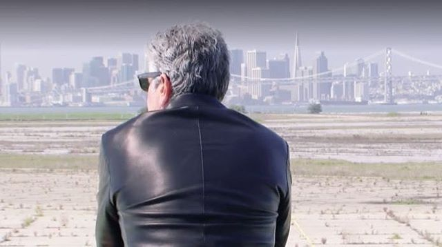 You were an inspiration and showed us a better world. . #rip #anthonybourdain #noreservations #alamedapoint #alameda #california