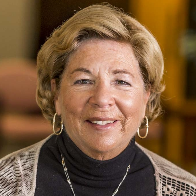 President/CEO Sharon Pierce
